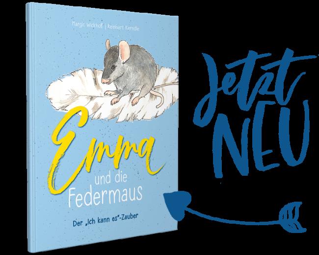 Emma und die Federmaus – Jetzt NEU